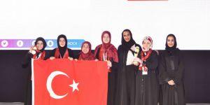 Kocaeli Arapça Münazarada Dünya Şampiyonu Oldu!
