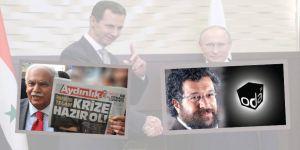 Kemalist Ulusolcular ve Türkiye'yi Rusya ve Esed/Baas Çizgisinde Hizalama Misyonu