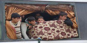 Doğu Guta'dan Sürülenlerin Sayısı 58 Bine Yaklaştı