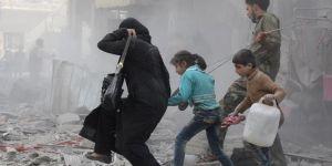 Esed, İran, Rusya'ya Toslayan Diktatörlük ve Emperyalizm Eleştirileri