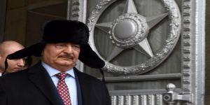 Hafter'in Libya'ya Geri Dönüşü Zor Gibi!
