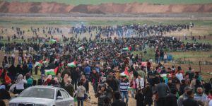 Filistin'deki Şehit Sayısı 40'a Yükseldi