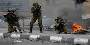 Siyonistler Filistinlilerin Üzerine Yine Kurşun Yağdırdı