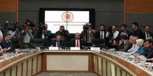 Anayasa Değişikliği Uyum Paketi' Anayasa Komisyonu'nda