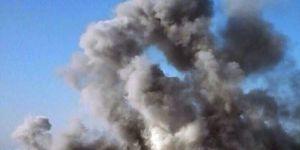 Esed Rejimi Yermük Kampını Bombaladı