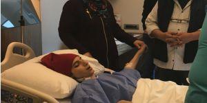 İşgal Güçlerinin Ayağından Vurduğu Yetim Kız İstanbul'da