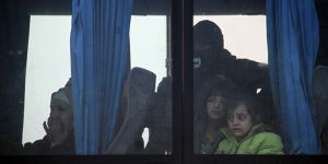 Yermük Kampı Anlaşması Kapsamında Tahliyeler Başladı