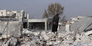 ABD Suriye'de Yine Sivilleri Vurdu: 25 Sivil Öldü!