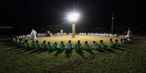 Sudanlı 145 Hafız Işığa Kavuştu