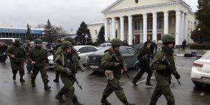 Kırım'da İşgalin Gölgesinde Seçim Tiyatrosu