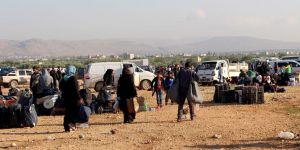 Kuzey Humus'tan Tahliyeler Başladı