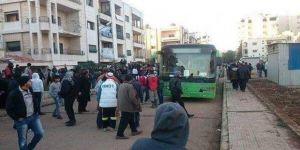 Esed'in Kuşattığı Bölgede Mahsur Kaldılar