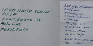 Avusturya'da Camiye Bombalı Saldırı Tehdidi