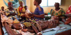 Nijerya'da Her Yıl 300 Bin Kişi Sıtmadan Ölüyor