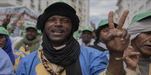 Fas'ta Gözaltındaki Aktivistlerin Serbest Bırakılması İçin Gösteri