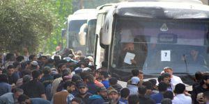 Esed Rejimi Ablukasından Zorunlu Tahliyeler Sürüyor
