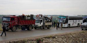 Suriye'deki Zorunlu Tahliyeler Devam Ediyor!