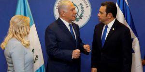 Guatemala, Kudüs'te Elçilik Açan İkinci Ülke Oldu!