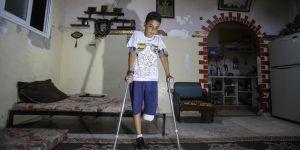 Gazzeli Nevfel: Bacağımı Kaybedecek Hangi Suçu İşledim?