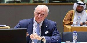 BM Suriye Özel Temsilcisi De Mistura Görevinden Ayrılıyor