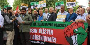 Ankara'dan Ümmetin Başkenti Kudüs'e Direniş Selamı