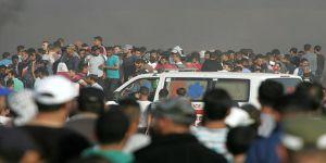Şehit Edilen Filistinli Sayısı 64'e Yükseldi