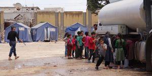 Humuslu Mülteciler Yardım Bekliyor!