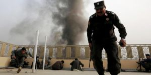 Taliban'dan ABD Üssüne Füze Saldırısı