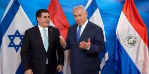 Paraguay da Tel Aviv'deki Elçiliğini Kudüs'e Taşıdı!