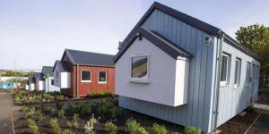 İskoçya'da Evsizler İçin Köy Kuruldu