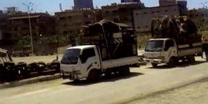 Esed Milisleri Yermuk Mülteci Kampı'nı Yağmalıyor
