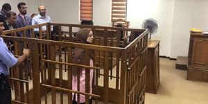 Irak'ta IŞİD'lilerin Eşlerine 10 Dakikada İdam Cezası!