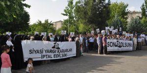 Diyarbakır'dan 28 Şubat Mağdurları İçin İktidara Çağrı!