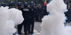 Fransa'da 150'den Fazla Kentte Macron Karşıtı Gösteri