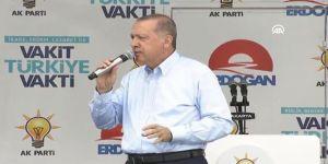 Erdoğan: Kürt Kardeşlerim Bu Oyunu Bozacak