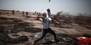 İsrail 'Milyonluk Kudüs Yürüyüşü'ne Saldırdı: En Az Yüz Yaralı Var