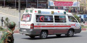 Kâbil'de Bakanlık Girişinde Canlı Bomba Saldırısı: 12 Ölü