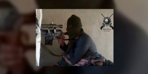 Ebu Amara'nın Esed Birliklerine Saldırı Görüntüleri