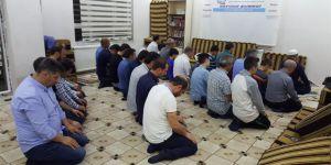 Tatvan Özgür-Der'de Ramazan Bereketi