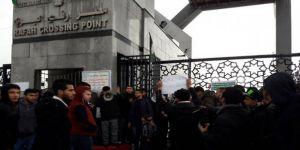 Mısır Refah Sınır Kapısını Üç Gün Açık Tutacak