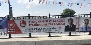 Atatürk Gibi Yapacakmış!
