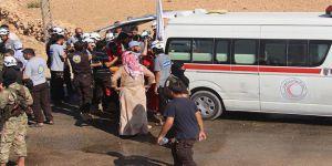 Katil Esed Bayramda Mezarlığı Ziyaret Eden Sivilleri Vurdu