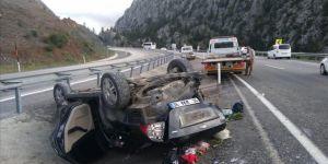 Bayramda Trafik Kazalarının Bilançosu: 58 Ölü, 392 Yaralı