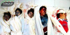 Esed ve Ortakları 8 Yılda 26 Bin Çocuk Katletti