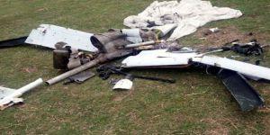 İran'ın Casus Uçağı Düşürüldü