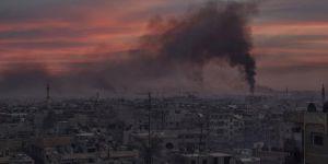 BM: Esed Rejimi Doğu Guta'da Savaş Suçu İşledi