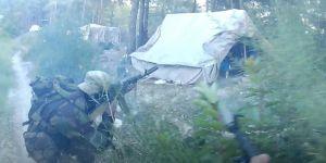 Direnişçilerden Lazkiye'de Esed Güçlerine Operasyon