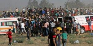 Gazze'deki Gösterilerde Yaralanan Bir Filistinli Daha Hayatını Kaybetti!