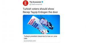 Erdoğan Karşıtı Yazı Bu Kez The Economist'ten Geldi!