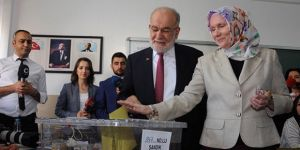 Sadece Gaz Vermişler: Karamollaoğlu'na Sandığında 2 Oy!